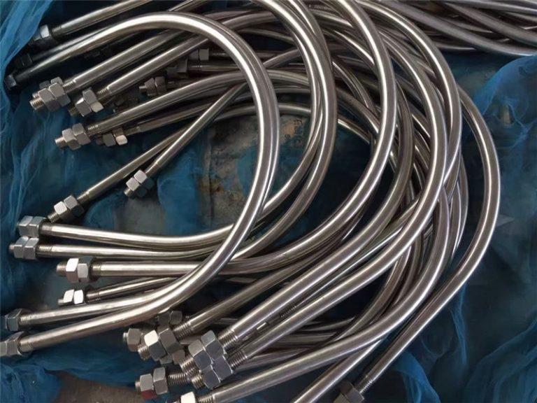 alloy825 und 2.4858 Edelstahl U-Bolzen alloy718 und 2.4668 aus China