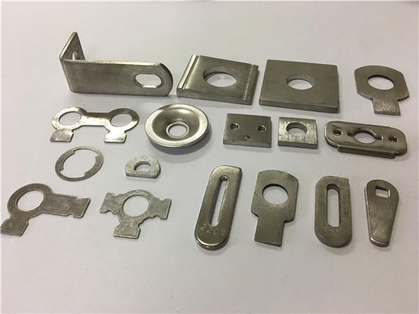 A2-70 SS304 Edelstahl Metall Stanzteil