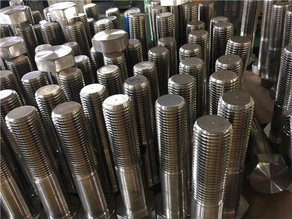 Sechskantschrauben ISO4014 Halbgewinde A193 B8, B8M, B8T, B8C SS Verschluss