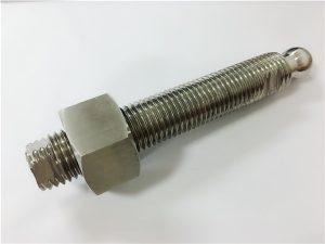 Nr.22-Custom CNC-Fräsen von Kugelkopfschraube und Befestigungselement aus Edelstahl