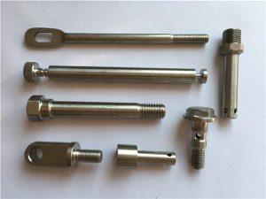 Nr.42-recision Stainless Fasteners CNC Drehen von Metallbefestigungen
