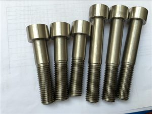 Nr. 5-Hardware-Verschluss Hastelloy C276 N10276 Zylinderschraube mit Innensechskant