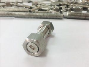Nr. 82-Inconel-825-Verbindungselement Legierungs-825-Verbindungselement