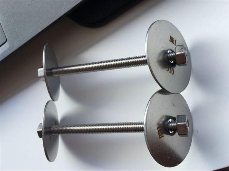 ss310 / ss310s astm f593 befestigung, schrauben, muttern und unterlegscheiben aus edelstahl