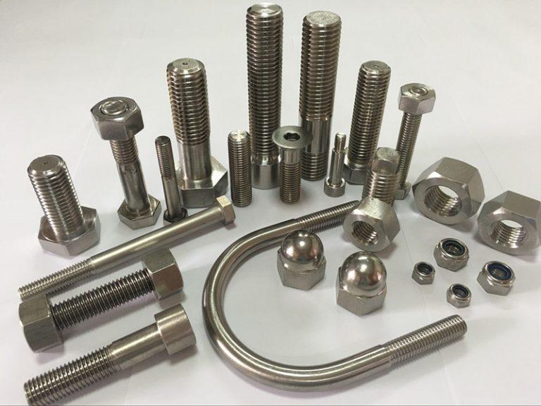 Verbindungselemente aus legiertem Stahl von Top-Herstellern