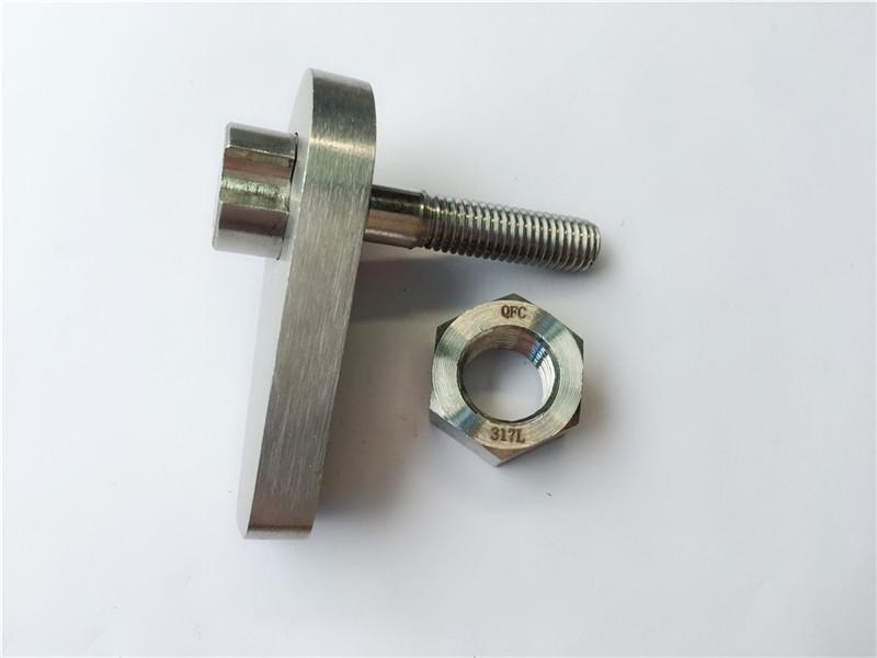 Kundenspezifische CNC-Drehmaschinen, die keine Standardbefestigungen sind