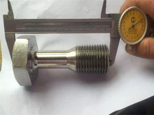 Präzisionsbearbeitungsschraube für kundenspezifische CNC-Drehteile