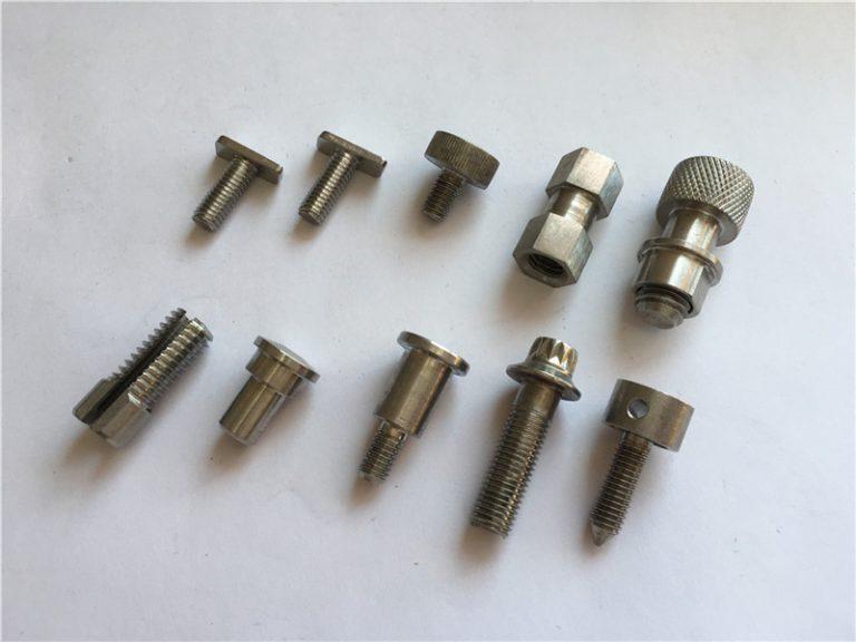 kundenspezifische hochpräzise nichtstandardisierte Schraube, CNC-Bearbeitungsschraube aus Edelstahl