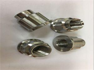 Verschluss OEM & ODM Hersteller Standard Edelstahl Schrauben und Muttern Fabrik China