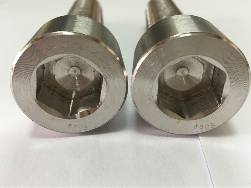 Verbindungselemente Hersteller DIN 6912 Titan Innensechskantschraube