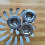 Hochwertige ASEM Innensechskant Titan Gr2 Schraube / Schraube / Mutter / Unterlegscheibe /