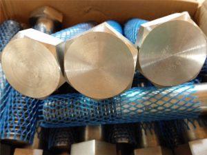 Mechanische Verbindungselemente mit großem Lieferumfang Schwere Sechskantschraube und Mutter mit hohem Gewicht